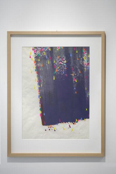 Hsiao Chin 蕭勤, 'La cascata', 1987