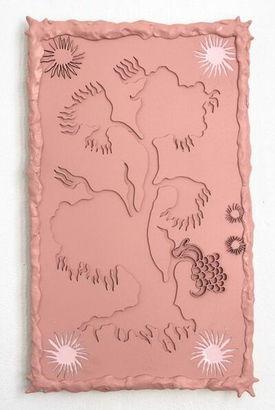 Jesse Pollock, 'Culpeper Grape slab (b)', 2019