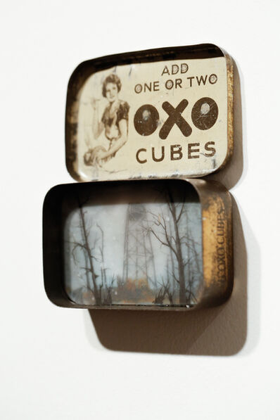Brooks Salzwedel, 'OXO Tower Tin', 2018