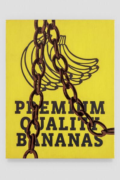 Jebila Okongwu, 'Premium Quality Bananas (study)', 2019