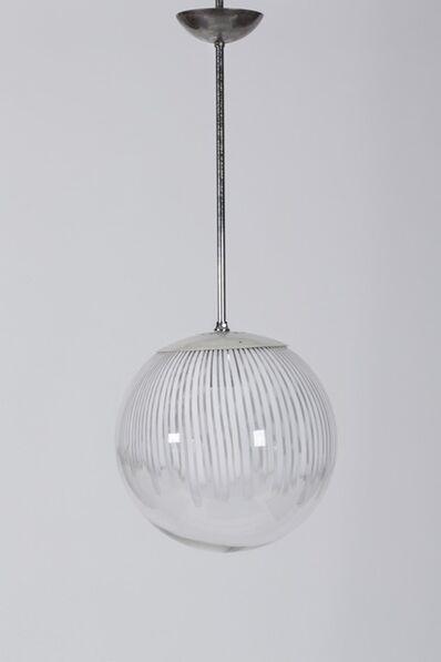 Ludovico Diaz de Santillana, 'Venini, Murano, Anemone, Ceiling Light', ca. 1968
