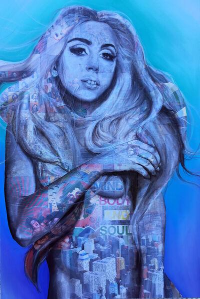 Melanie Posner, 'The Birth of Gaga PRINT', 2019