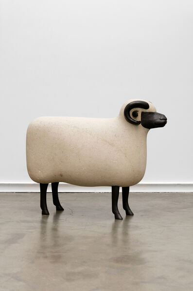 François-Xavier Lalanne, 'Mouton de pierre', 2008