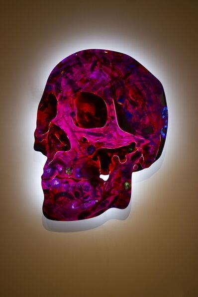 David Černý, 'Red Skull', 2017