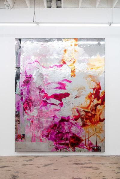Anna Betbeze, 'Lightning, eyelashes', 2019