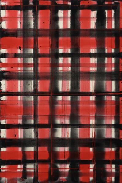Ed Moses, 'Grid Vert-Hor. #2', 2015