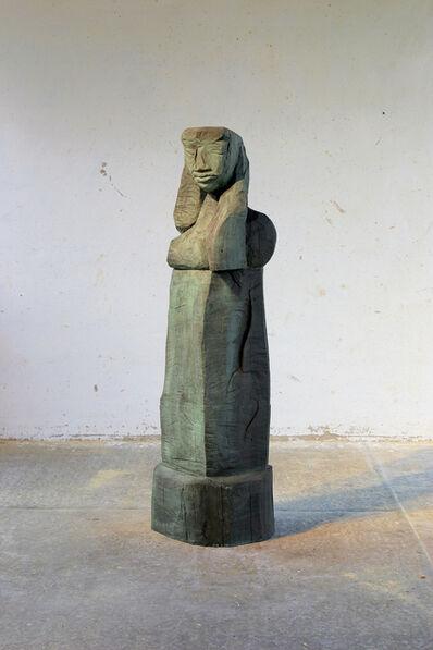 Dietrich Klinge, 'Stele Erima', 2006