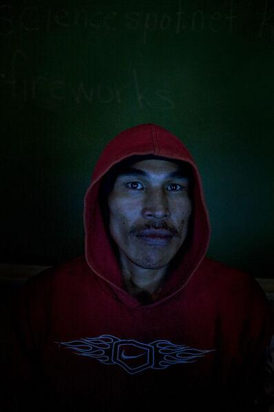 Donald Weber, 'Kevin Qunnut', 2011
