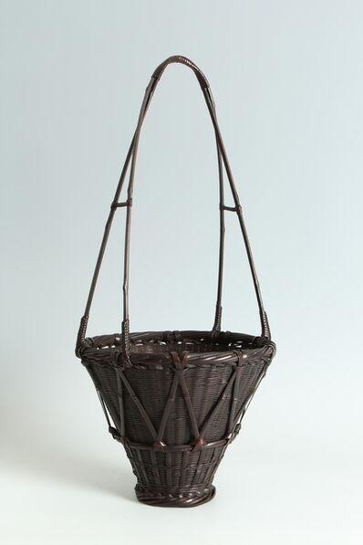 Wada Waichisai II, 'Flower Basket of the Teiryo Type (T-3998)', Taisho era (1912-26) 1920s