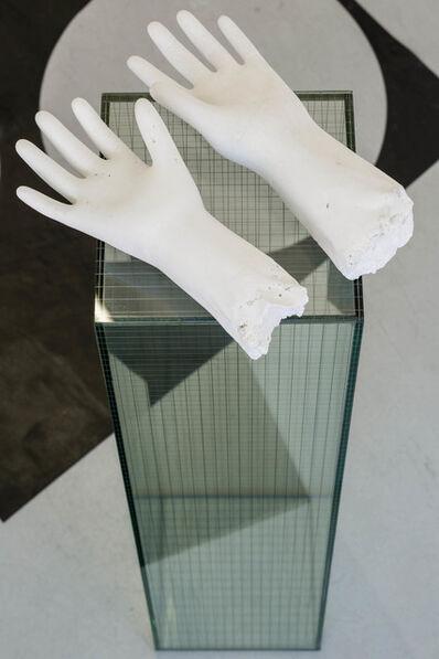 José León Cerrillo, 'Metal frames, black and white', 2014