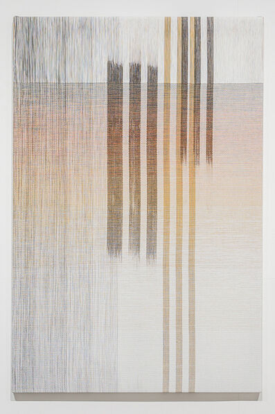 Seungean Cha, 'GradientStain-3', 2019