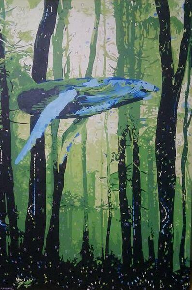 Deniz Gokduman, 'Your Blue Whale', 2015