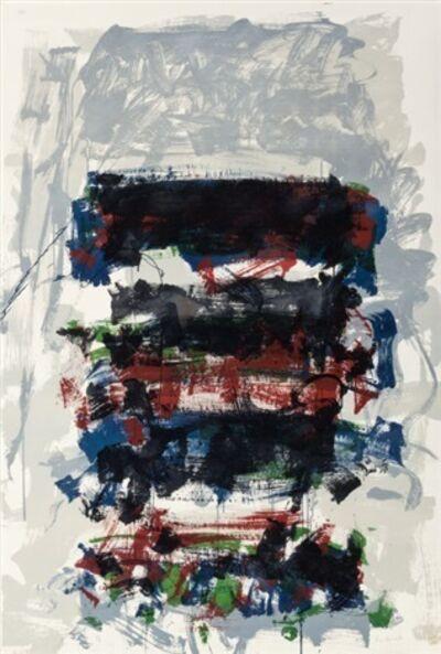 Joan Mitchell, 'Champs (fields)', 1990