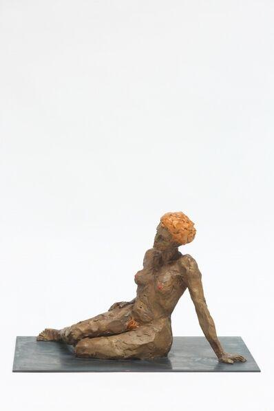 Stephan Balkenhol, 'Liegende Frau / Reclining Woman', 2012