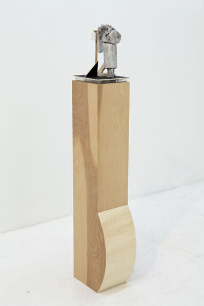Ohad Meromi, 'Grave Digger #12 (Pony Tail)', 2012