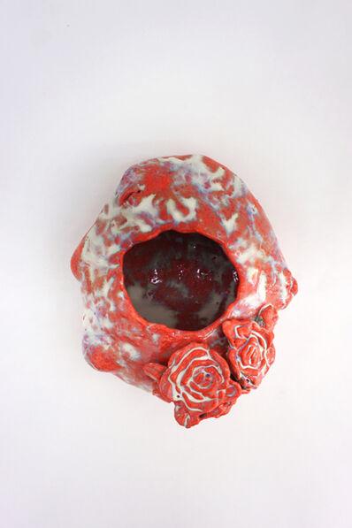 Klara Lilja, 'Red Sulphur Behelit', 2019