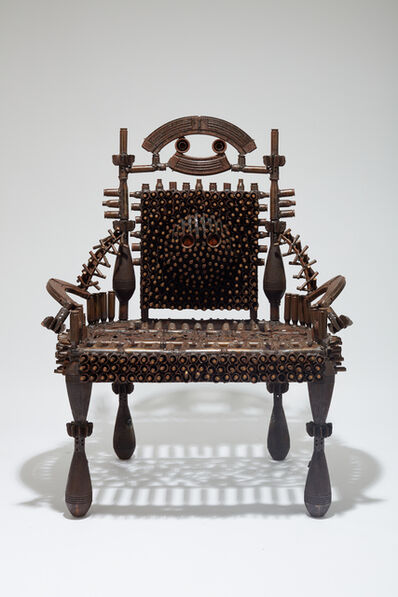 Gonçalo Mabunda, 'The Cosmetic Throne ', 2020