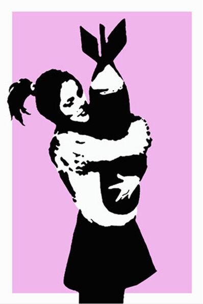 Banksy, 'Bomb Hugger (unsigned)', 2004