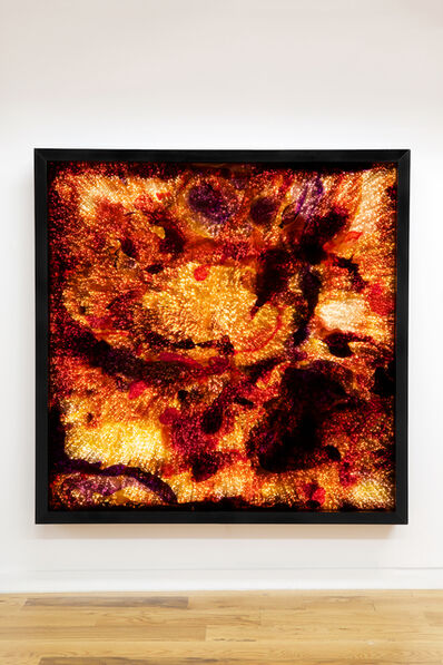 Iván Navarro, 'Nebula I', 2020