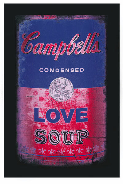 Lars Tunebo, 'Love Soup, Red/Blue', 2019