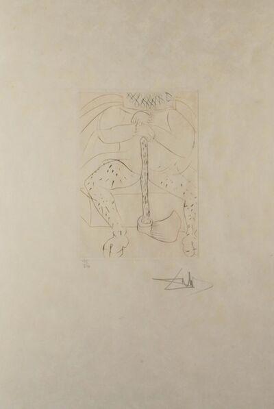 Salvador Dalí, 'Shakespeare II Henry VIII', 1971