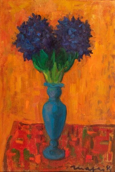 Mario Mafai, 'Blue hyacinth', 1954