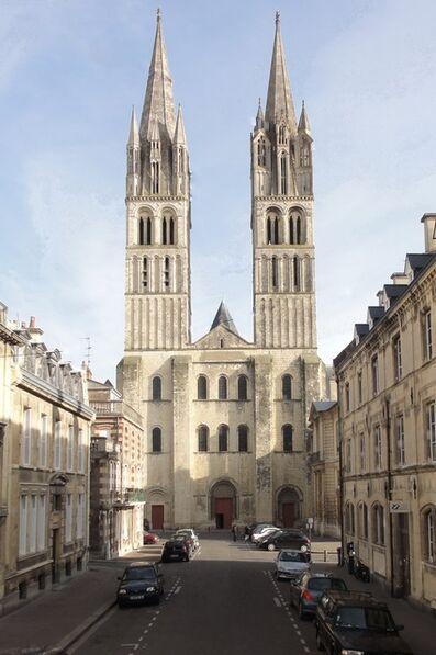 'Church of Saint-Étienne', ca. 1060-77