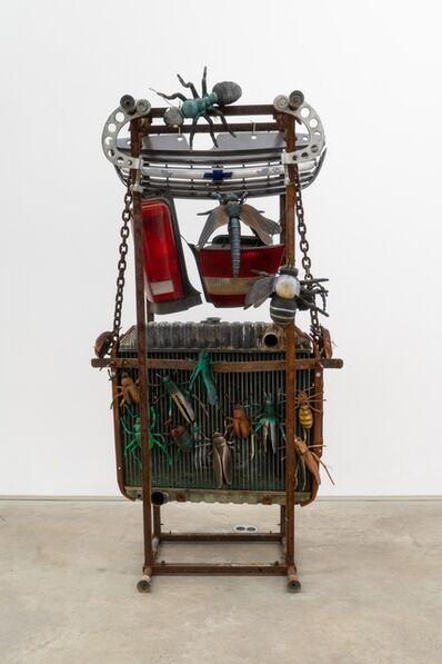 Joe Minter, 'My Engine Is Running Hot', 1998