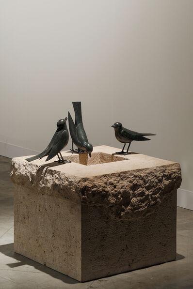 François-Xavier Lalanne, 'Fontaine aux Oiseaux', 1985