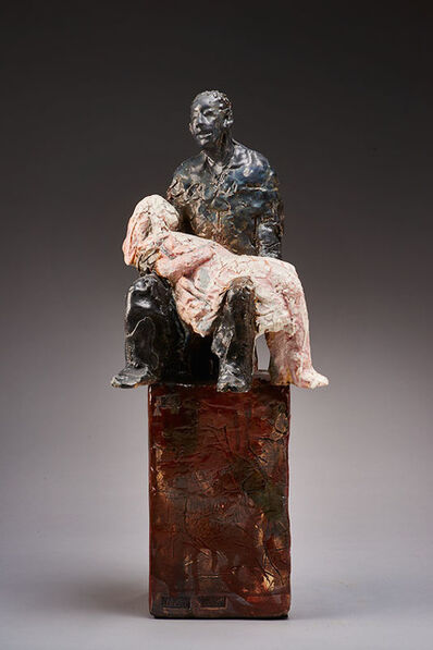 Wanxin Zhang, 'Obama (Maquette)', 2014