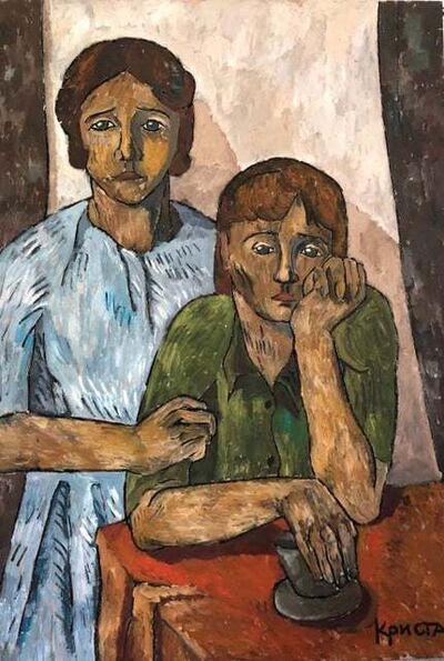 Christa Kirova, 'A double portrait', 2020