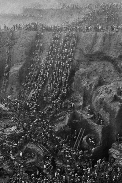 Sebastião Salgado, 'Gold Mine of Serra Pelada, Pará, Brazil', 1986