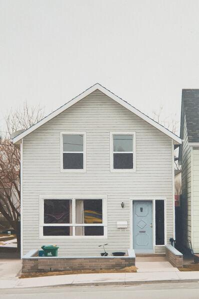 Mike Bayne, 'Grey House', 2016
