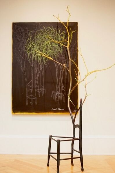 Ana Flores, 'Forest Dialogue', 2016