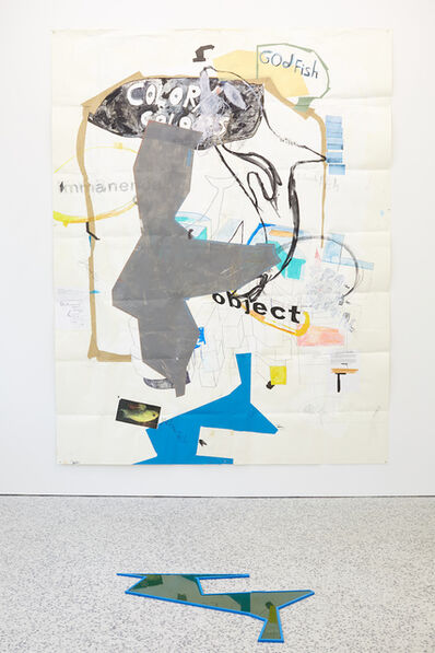 Páll Haukur Björnsson, 'the fish', 2017