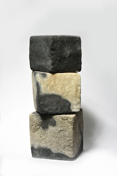 Eiji Uematsu, 'Three Squares', 2004