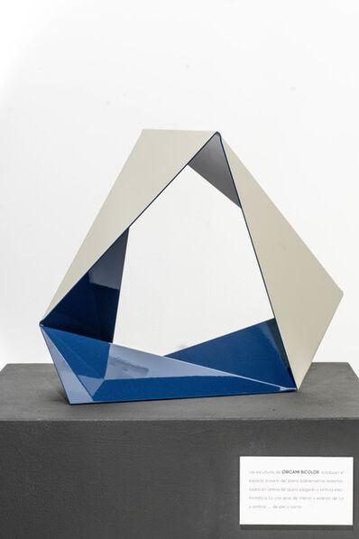 Juan Mejía, 'Origami Bicolor', ca. 2018