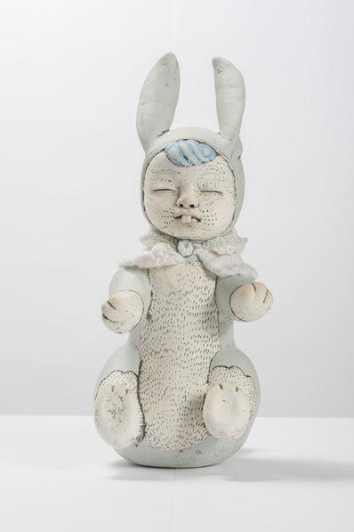 Yang Zong-Jia, 'Forest- Green Rabbit', 2015