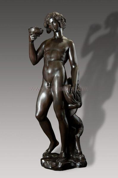 Michelangelo Buonarroti, 'Bacchus', 2018