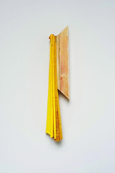 Jo McGonigal, 'Side, (cadmium yellow)', 2016