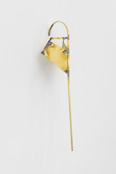 Tarik Kiswanson, 'Mask Brass', 2016