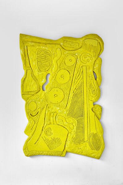Cameron Platter, 'Lelo *0004 Giallo Limone', 2017