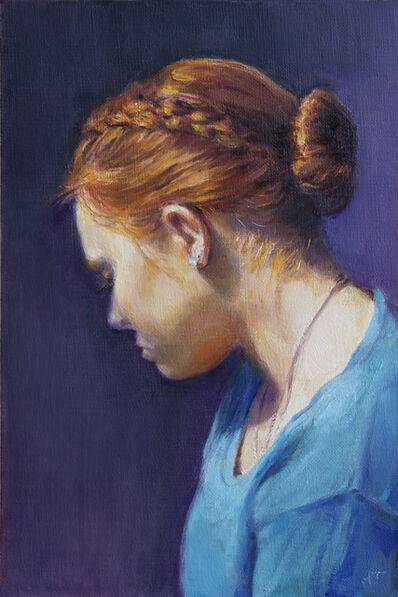 Anna Toberman, 'Shy Dancer', 2021