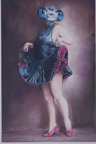 Malcolm Bucknall, 'Dance of the Damsel Fly', 2015