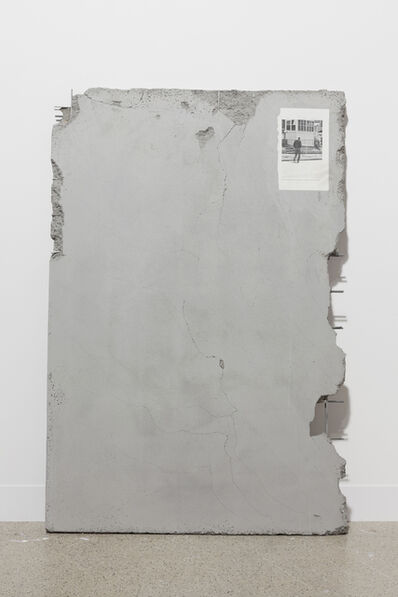 Matias Faldbakken, 'Untitled (Salinger walking away from the interview with Betty Eppes, June 13, 1980)', 2014