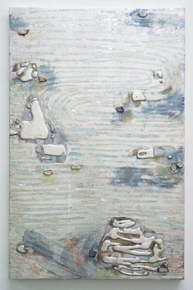Nancy Lorenz, 'River & Rocks', 2011