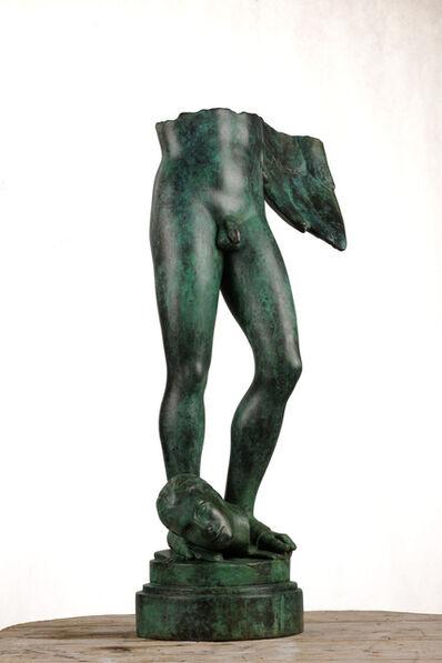 Igor Mitoraj, 'Gambe Alate II', 2002