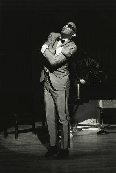 Steve Schapiro, 'Ray Charles Hugging, New Jersey', 1964
