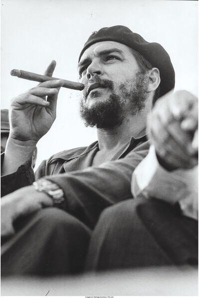 Lee Lockwood, 'Che Guevara, Santiago de Cuba Rally', 1964