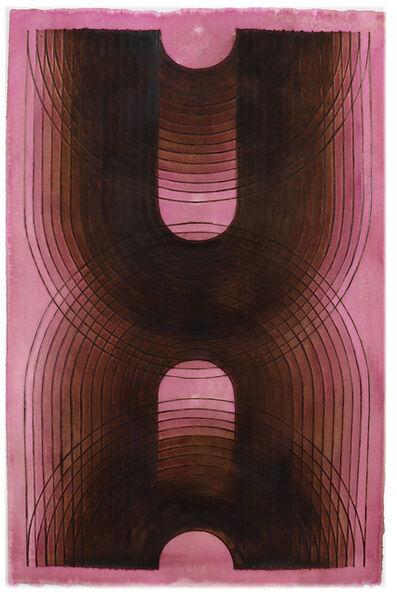 Katrine Hildebrandt-Hussey, 'Pink Loop', 2019